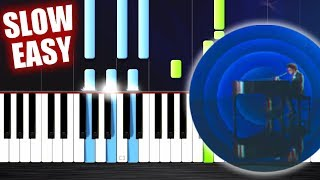 Bruno Mars - When I Was Your Man - SLOW EASY Piano Tutorial by PlutaX