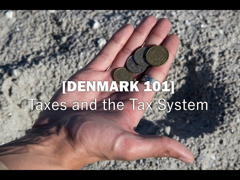 Denmark 101 - Taxes and the Tax System - Ep. 36