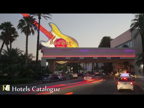 Hard Rock Hotel Las Vegas - Luxury Hotel Tour