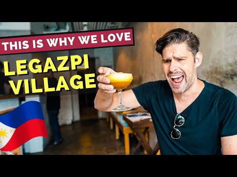 THIS IS WHY WE LOVE our new neighbourhood - Legazpi Village in Makati Manila