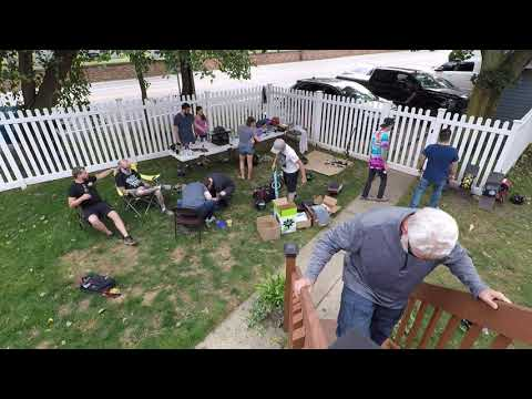 Pittsburgh Onewheel maintenance party.