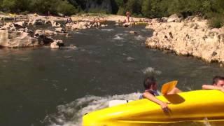 Ardèche - Dessalages en série