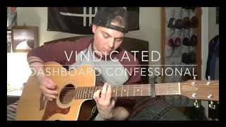 | Dashboard Confessional - Vindicated | (Jeff Miller cover)