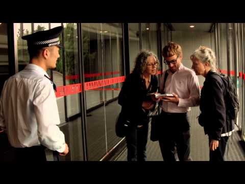 China — Bejing — The Wooster Group meets Liu [11.3.2014]