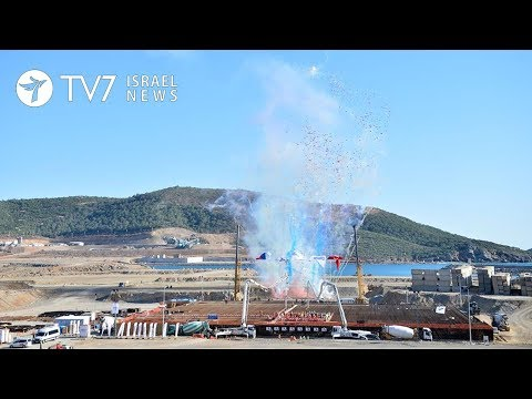 Turkey announces official start to build first nuclear power station - TV7 Israel News 04.04.18