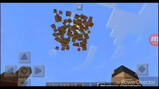 As pontes do Minecraft Pocket edition