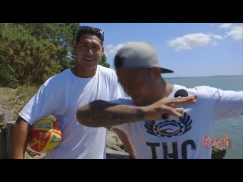 Roger Tuivasa-Sheck My World on Fresh