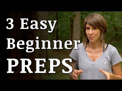 3 Ways to Get Started PREPPING