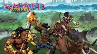 Sacred Citadel Trailer [HD]
