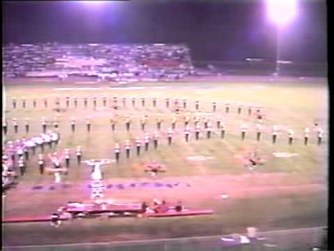 TR Miller High School Marching Band 1997