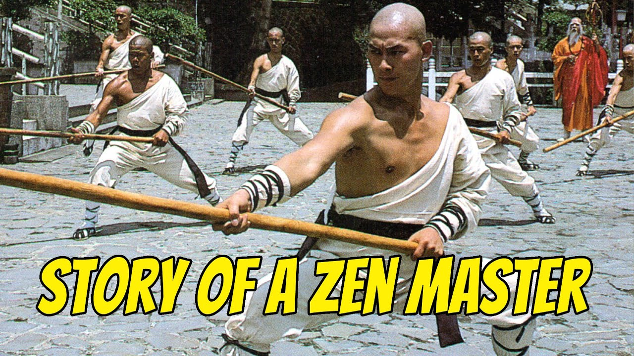 Wu Tang Collection - Story Of A Zen Master (Mandarin With English Subs)