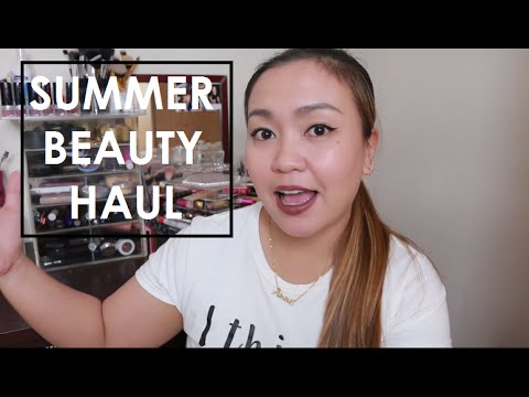 HUGE BEAUTY HAUL! | TAGALOG