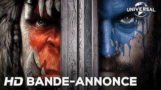 Warcraft: Le Commencement – Bande-annonce officielle (Universal Pictures)