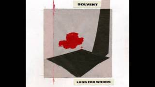 Solvent - Loss For Words (Vector Lovers Remix)
