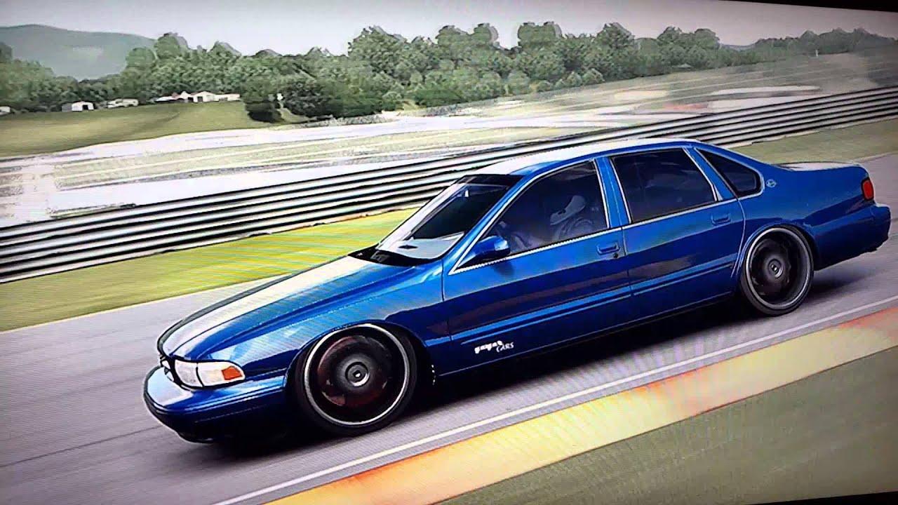 Forza 4 Chevrolet Impala SS 1996 982 PS  YouTube