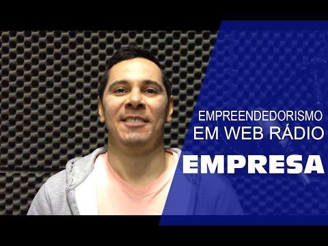 Empreendedorismo em Web Rádio - Montagem da Empresa