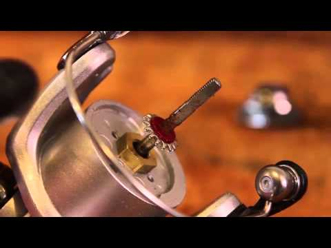 How to Clean A Spinning Reel   Fishing Tips