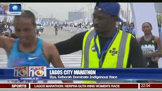 Kenyan, Ethiopian Runners Dominate 2018 Lagos City Marathon