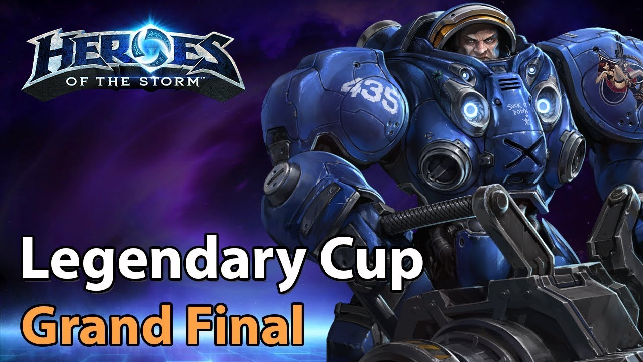 ► Grand Final - Legendary Cup (Div 2/3) - Heroes of the Storm Esports