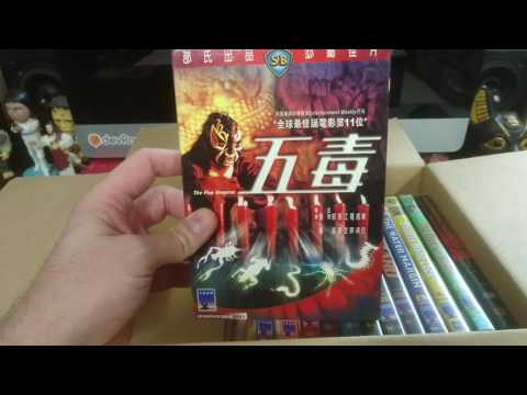 Shaw Brothers Unboxing
