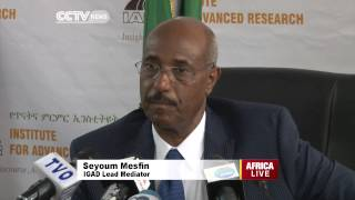 AU, IGAD Call On South Sudanese To Stop Fighting