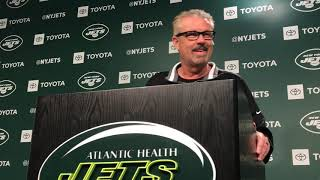 Jets' Gregg Williams shares his philosophy, style
