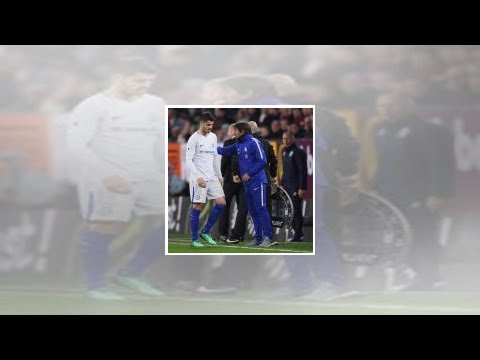 Alvaro Morata's night of frustration at Burnley could cost Chelsea striker FA Cup semi-final spot