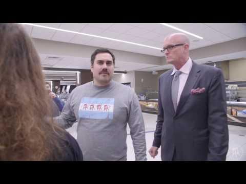 Pardon My Take invades ESPNs Cafeteria With Scott Van Pelt
