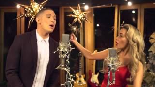 Смотреть клип Samantha Jade & Nathaniel - All I Want For Christmas