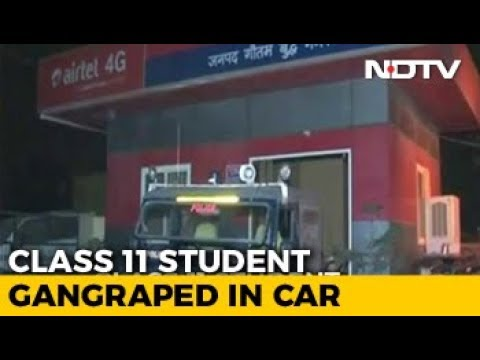 16-Year-Old Allegedly Gang-Raped In A Moving Car In Greater Noida