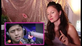Vocal Coach reacts to MICHAEL PANGILINAN -I'LL MAKE LOVE TO YOU-Boys II Men