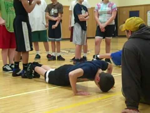 2011 Schoenbar Middle School Wrestling Fundraiser