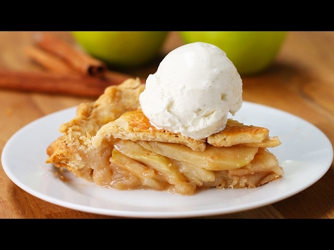 Apple Pie From Scratch