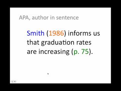 What's the difference between APA and MLA formatting?