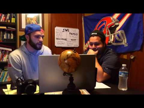 SWC Podcast Episode 14 - Syria War, Trump, Pepsi Commercial, Sports, Entertainment
