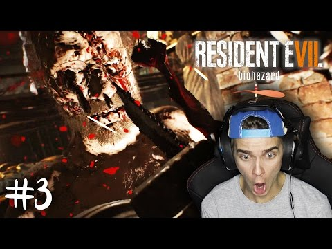 TIME TO END THIS! | RESIDENT EVIL 7 #3