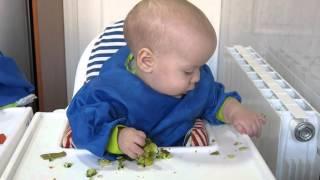 blw dia 25 eric come judas verdes zanahoria brocoli y patata