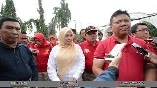 Kanwil DKI Jakarta & Kanwil Banten Kumham Melaksanakan Baksos Korban Tsunami di Padegelang Banten