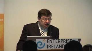 Opening Remarks at the 2009 Irish Learning Showcase