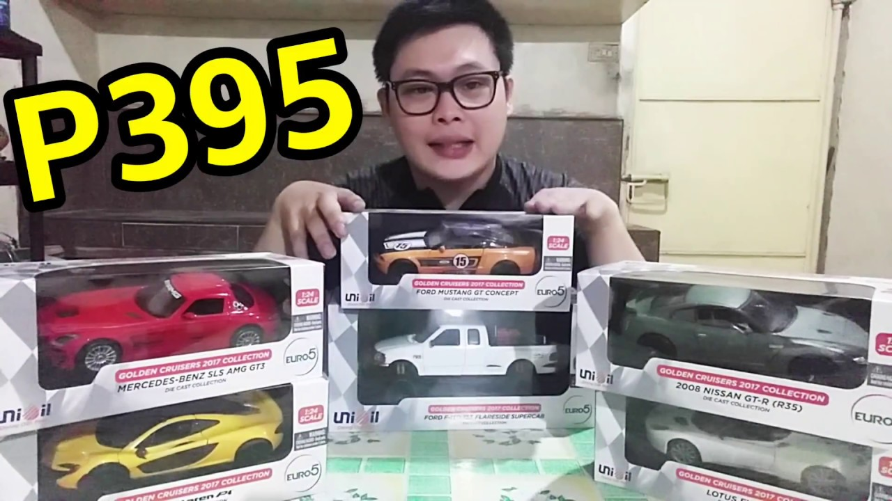 Unioil Golden Cruisers 2017 Collection Unboxing Ford F 150 Youtube