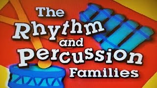 Disney's World of Music Discovery - The Rhythm and Percussion Families