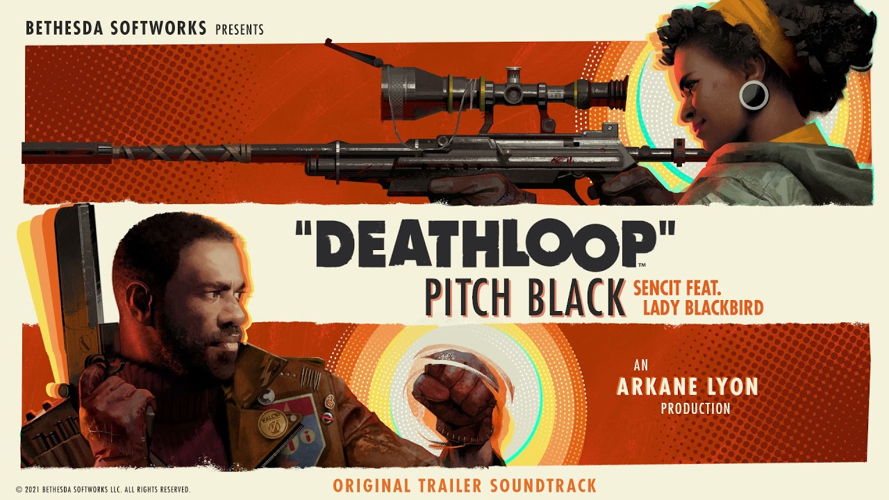 Download DEATHLOOP –  Pitch Black (Original Trailer Soundtrack)