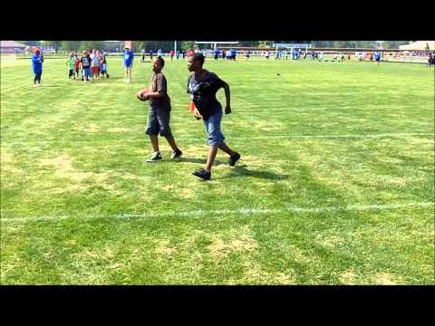 Tyjuan Hagler Football Camp