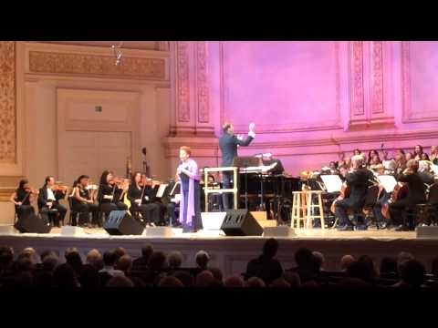 Jenifer Lewis  Carnegie Hall