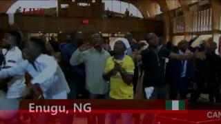 rccg holy ghost service live broadcast