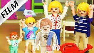 Playmobil Film deutsch | Julian Vogel ist UNSICHTBAR | Julians Pranks für Familie Vogel | Kinderfilm