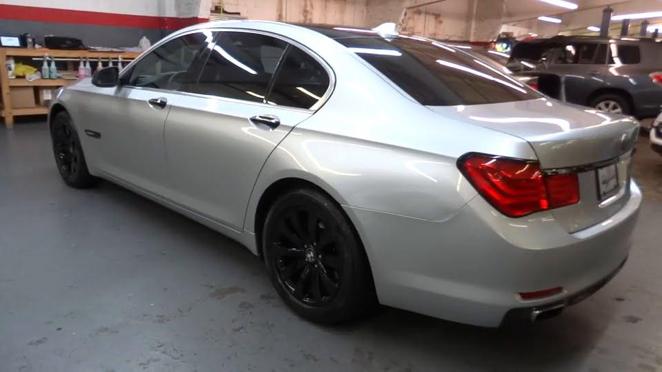 2010 BMW 750 New York, Staten Island, Jersey City, Bay Ridge