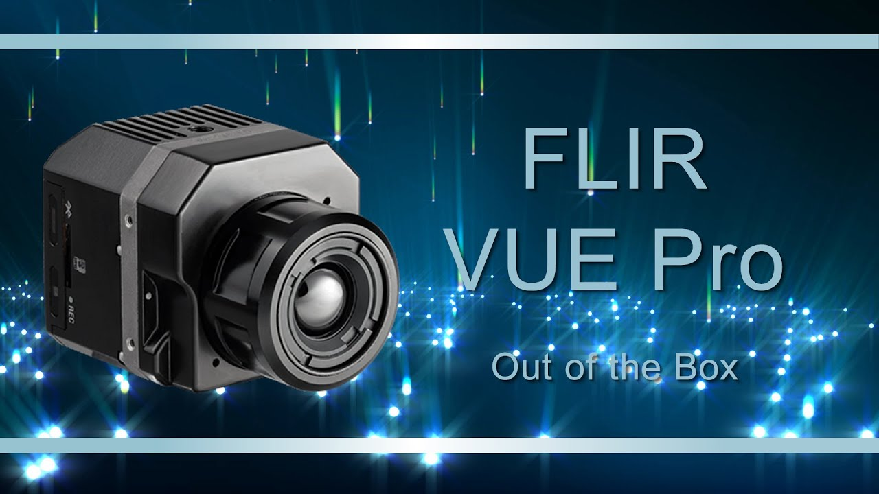 FLIR VUE PRO 640 Thermal imager 19mm Lens - 30Hz