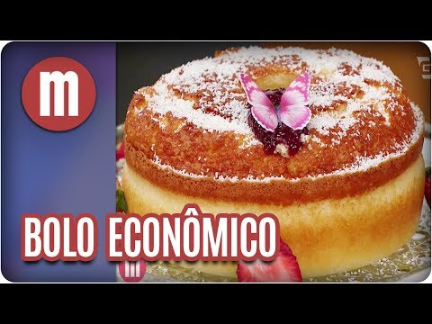Bolo econômico - Mulheres (27/07/17)