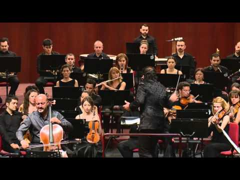 E.ELGAR CELLO CONCERTO 1. AND 2. MOVEMENT - CELLO: MELIH KARA